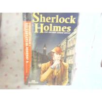 Livro - Sherlock Holmes Melhoramentos