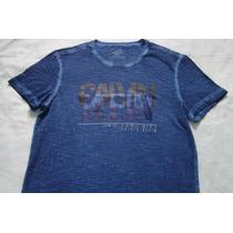 Camisa Básica Calvin Klein - Original - Tamanhos: M E P