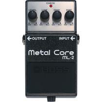 Pedal Boss Ml2 Metal Core ( Nota Fiscal E Garantia )