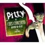 Cd Pitty - Desconcerto Ao Vivo 06.07.07 (lacrado) Deck