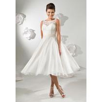 Vestido De Noiva Super Romantico