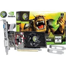 Placa De Video Geforce 8400 Gs 1gb Ddr2 64 Bits Pov