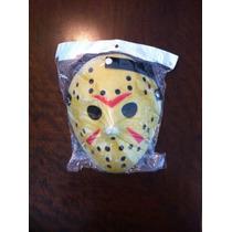 Kit Terror Máscara Do Jason Sexta Feira 13 Rock Bruxas Ps