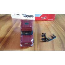 Miniatura Cavalo Mecanico Scania