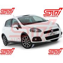 Moldura Saia Spoiler Lateral Fiat Punto Tjet 10-12