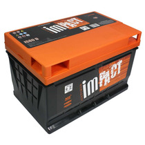Bateria Para Som Automotivo Impact Is80 80a Direita