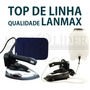 Ferro De Passar A Vapor Industrial Lanmax 2,1kg 1000w 110v
