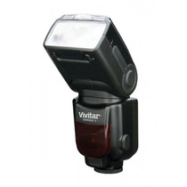 Flash Sem Fio Camera Canon Vivitar Vivdf583can