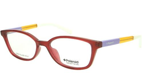 92057d3a5 Armação Para Óculos De Grau Polaroid Infantil K007 Original. R$ 199