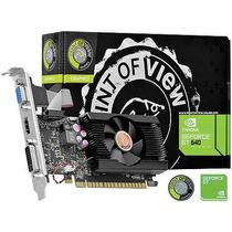 Placa De Video Geforce Gt 640 Lp 2gb Ddr3 128 Bits Pov