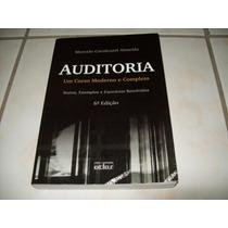 Livro Auditoria Marcelo Cavalcanti Almeida 6ª Edição