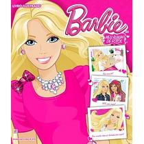 Album Barbie Meu Album De Fotos + 30 Pacotinhos Lacrados
