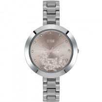 Relógio Storm S.caviar S1sx Feminino Prata Pedras - Refinado