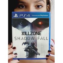 Killzone: Shadow Fall - Ps4 Lacrado De Fábrica.
