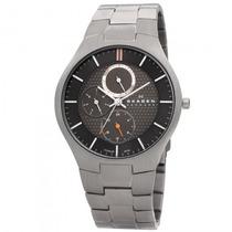 Relógio Skagen 806xltxm G1px Masculino Titânio - Refinado