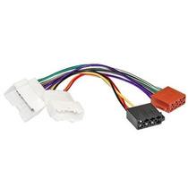 Plug Chicote Conector Adaptador Cd Dvd Renault Sandero Logan