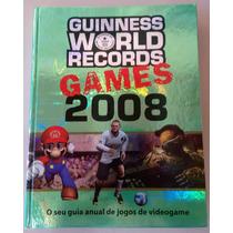 Guinness (livro Dos Recordes) Games 2008