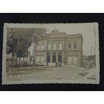 Foto Postal Antigo Manaus Am Palácio Rio Branco