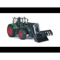 Tractor With Frontloader (bruder 03041) - Muffin Songs