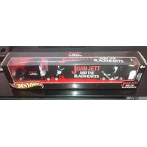 Carreta Hot Wheels Bandas Joan Jett Original - Lacrada