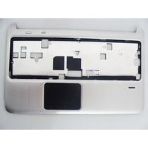 Carcaça Touch Pad Hp Titanium Fingerprint - 650802-001