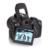 Câmera Canon T5i 700d +18-55 Stm Revend. Autor. Canon