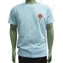 Camiseta Bombeiro Civil - Branca - Brasão