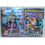 Revista Combo Game Dvd Ano 1 Nº 1 Com 4 Dvd's (26992)