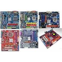 Placa-mãe Asus, Gigabyte, Msi, Intel Ddr2 Com Garantia