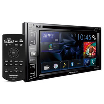Dvd Automotivo Pioneer Avh-x2780bt Bluetooth 2din Multimidia