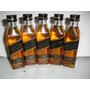 Kit Com 12 Miniatura Whisky Johnnie Walker Black Label