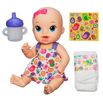 Boneca Baby Alive - Hora Do Xixi - Hasbro