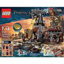 Lego 4194 Pirates Of The Caribbean Entrega Atômica