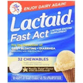 Lactaid Fast Act - 32 Comp