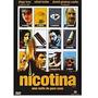 Dvd Nícotina A Noite De Puro Caos - Original E Lacrado