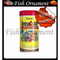 Ração Tetra Color Flakes 52g Fish Ornament