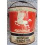 Lata Antiga Tintas Renner Rekoplast - Sem Tampa - Ax