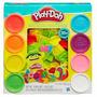 Conjunto Massinha Play-doh Números E Letras - Hasbro 21018
