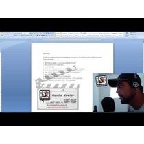 Carro De Som Propaganda Volante Locutor Off Voz Video Na Des