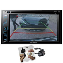 Dvd Automotivo Pioneer Avh 278 Bt Bluetooth 2din + Camera Ré