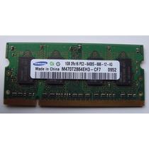 Memoria Ram 1gb Ddr2 Samsung 2rx16 Pc5300s/6400s Lote(10)