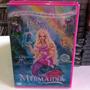 Dvd Original Do Filme Barbie Fairytopia Mermaidia (lacrado)