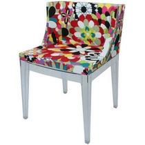 Cadeira Mademoiselle Base Policarbonato - Mleva Shop
