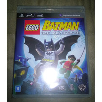 Ps3 Lego Batman: The Videogame (mídia Física) (lacrado)