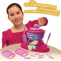 Fábrica De Chocolate Da Estrela Brinquedo Novo Lacrado
