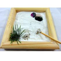 Jardim Zen Jardins Feng Shui Meditar Anti Estresse Ancinho P