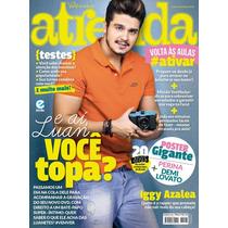 Revista Atrevida Luan Santana ! #246 Fevereiro 2015 Nova!