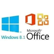 Windows 8 / 8.1 Pro E Office Pro Plus 2013 + Nfe - Vitalício