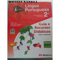 Conviver Língua Portuguesa 2º Ano Livro Do Professor Ss
