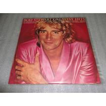 Lp Vinil Rod Stewart - Greatest Hits - 10 Sucessos!